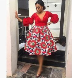 Every fashionable lady would love to be seen in the Latest Ankara Gown Styles. The creativity of Nigerian fashion designers brings hundreds of Ankara styles to life. African Print Dresses, African Fashion Dresses, African Attire, African Wear, African Women, African Dress, Ankara Fashion, African Style, Nigerian Fashion