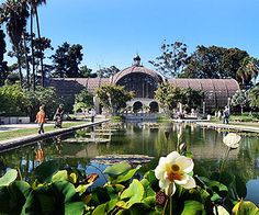 10 Things to Do with Kids In San Diego, California: 1 Explore Balboa Park (via Parents.com)