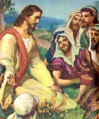 JESUS TEACHES: Almighty ever-living God, whom, taught by the Holy Spirit, we dare to call our Father, bring, we pray, to perfection in our hearts the spirit of adoption as your sons and daughters, that we may merit to enter into the inheritance which you have promised. Through our Lord Jesus Christ, your Son, who lives and reigns with you in the unity of the Holy Spirit, one God, for ever and ever. Amen.