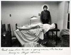 "Duane Michaels - ""Christ in New York"" 1981"