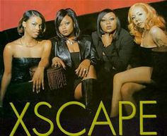 90s r&b groups - Xscape