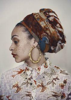 Art Prints of Nadine Ijewere #1