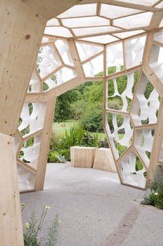 Times Eureka Pavilion, Kew, 2012 - nex architecture