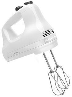 KitchenAid 5-Speed Ultra Power Hand Mixer //Price: $31 & FREE Shipping //     #hashtag1