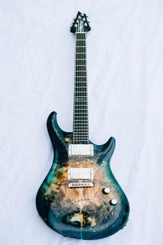 Warrior Guitar