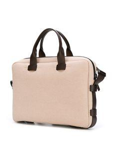 116ce4e5b90 Troubadour Fabric + Leather Briefcase CAMEL Men Bags Laptop    Briefcases,Buy Online,genuine