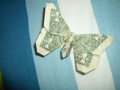 Moneygami: The art of money folding
