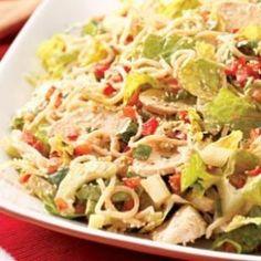 Lighter recipes for summer pasta salad recipes.