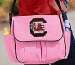 South Carolina Gamecocks Logo Diaper Bag