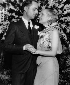Carole Lombard weds William Powell in 1931