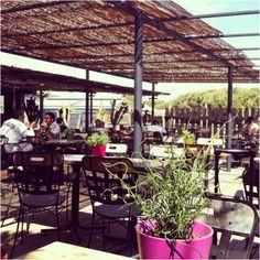 Restaurant Kauai,Gava (Barcelona). Lovely terrace & chill out #barcelona #restaurant #Spain