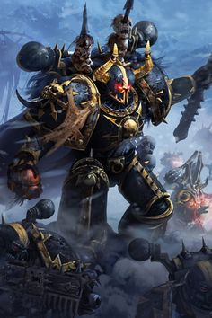 Chaos Marine General......