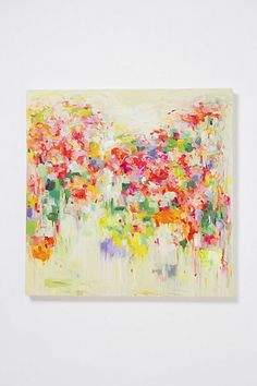 Blooming Time By Yangyang Pan #anthropologie