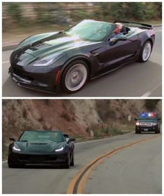 OMG! Watch Jay Leno Get Busted Driving The 650bhp Corvette Z06