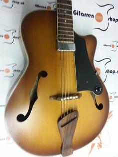 Furch G-1 + G1 + Archtop Jazz Guitar + Excellent Condition + MEGAGITARRE! at.picclick.com