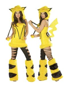 Sweet Girl Lovely Animal Cosplay Costume
