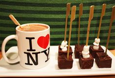 Baton à chocolat chaud
