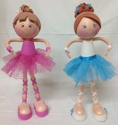Bonecas de Eva 3D