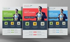 flyers for business templates