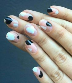 negativenails paintnails