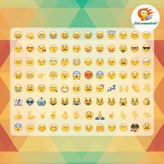 Encuentra el emoji repetido #Emojis #RetoVisual