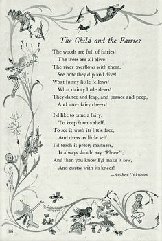 Fairy Quotes and Poems                                                                                                                                                                                 More