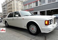 Cars Dawydiak 1990 Bentley Turbo R