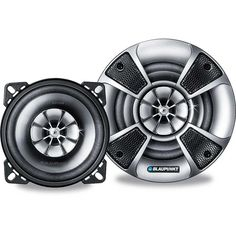 Blaupunkt GTx 402 4 , 2-Way Coaxial Premium Car Audio Speaker 130W