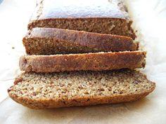 High Protein Gluten Free Bread