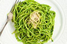 How to Make Oil-Free Pesto