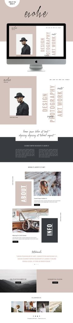 evolve squarespace & showit website design by golivehq.co