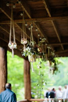 rustic boho diy wedding