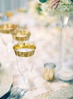 #stemware  Photography: Jen Huang Photography - jenhuangphotography.com  Read More: http://www.stylemepretty.com/2014/03/10/peach-inspired-farm-wedding-at-carneros-inn/