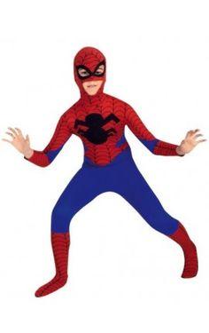 Disfraz Niño Spiderman Hombre Araña