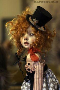 I love her curls and freckles... just wonderful!kardenchiki - Karina Burkatskaya & Denis Shmatov