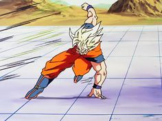 Goku Vs Cell- Torneo de artes marciales
