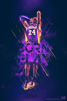 Sports Discover Born to play on behance nba oyuncuları basketbol futbol kumaşlar pos Basketball Posters Basketball Art Sports Posters Basketball Drawings Bryant Basketball Jordan Basketball Poster Design Graphic Design Posters Poster Layout Kobe Bryant Family, Kobe Bryant 24, Lakers Kobe Bryant, Basketball Posters, Basketball Art, Sports Posters, Bryant Basketball, Jordan Basketball, Basketball Drawings