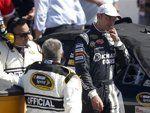 Video: Does NASCAR keep a closer eye on Chad Knaus?