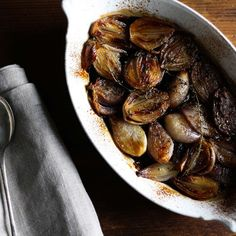 Balsamic-Roasted Shallots  recipe on Food52