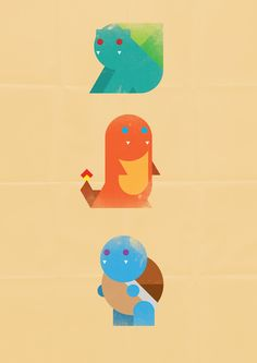 Pokemon Art Print awwww