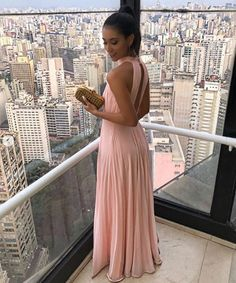 Babyonlinewholesale offers Simple High neck Chiffon Keyhole Sleeveless Candy pink Cheap Prom Dress at a cheap price from Chiffon to A-line Floor-length them. Stunning yet affordable Sleeveless Prom Dresses. Pink Party Dresses, Grad Dresses, Cheap Prom Dresses, Nice Dresses, Bridesmaid Dresses, Formal Dresses, Nye Dress, Formal Prom, Evening Gowns