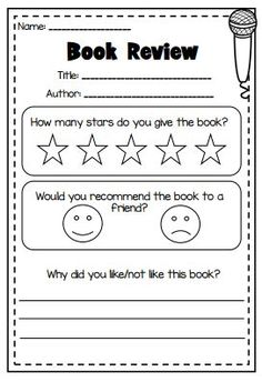 Agile image throughout book review template printable