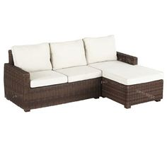 Echo Beach $891 plus cushions.  Cushions come in other colors.  I like the blue jean color with white piping.
