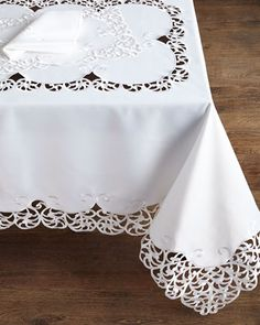 Julia Table Linens at Neiman Marcus.