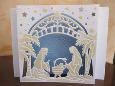 More Nativity Cards | docrafts.com