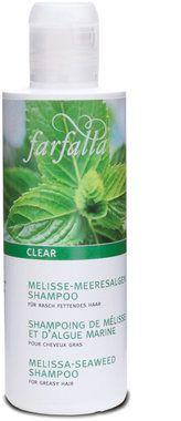 Farfalla Clear Melissa-Seaweed Shampoo