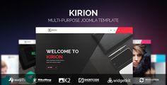 Kirion - Multipurpose Joomla Template • Download theme ➝ https://themeforest.net/item/kirion-multipurpose-joomla-template/13628950?ref=pxcr