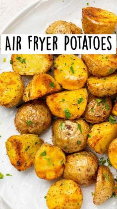 Baby Potato Recipes, Sweet And Sour Meatballs, Air Frier Recipes, Air Fryer Recipes Easy, Veggie Delight, Air Fryer Healthy, Meal Planner, Dinner Recipes, Easy Meals