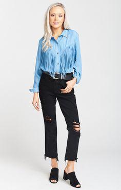 Dawson Fringe Shirt