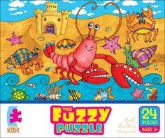 Fuzzy Puzzle